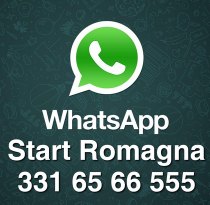 WhatsApp Start Romagna