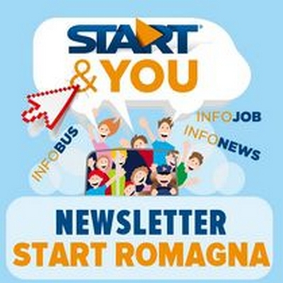 Start&You - La Newsletter di Start Romagna