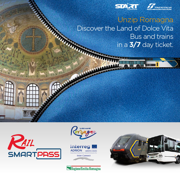 Rail SmartPass 3 and 7 days
