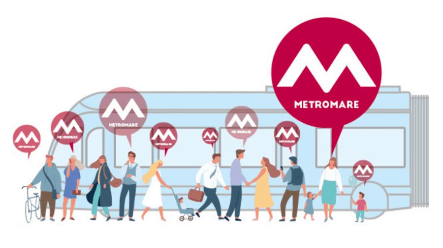 Bus Metromare