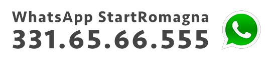 WhatsApp Start Romagna