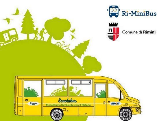 Portale Scuolabus Comune di Rimini Anno Scolastico 2021-2022